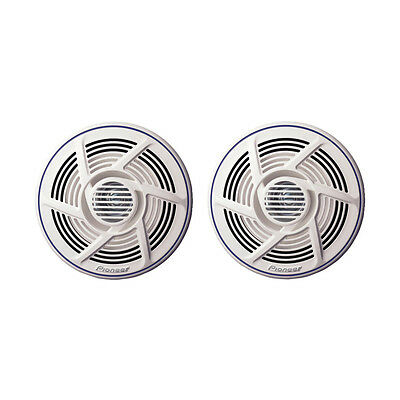 "Pioneer TS-MR1600 Marine/Nautica 6-1/2"" Speakers 1Pair, 100 Watts. New"