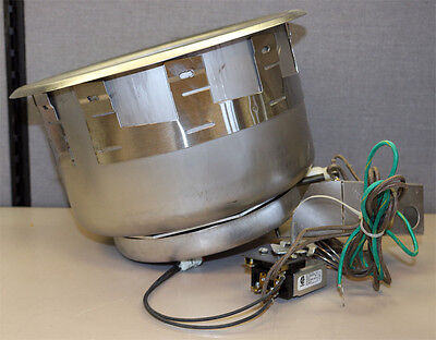 Standex Cooking Solutions Group SM-50-11 Round Food Soup Well 51015 New