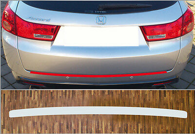 Clear Protective Foil Bumper Transparent HONDA ACCORD TOURER, from 2011
