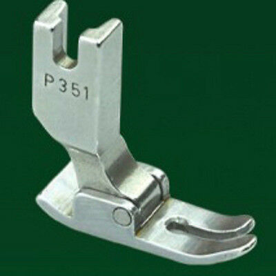Industrial Sewing Machine PRESSER FOOT with TAIL P351 Brother Juki Toyota Singer