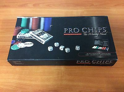 Pro Chips Premium Poker Sets - 100% Complete