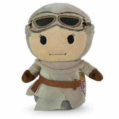 Rey Hallmark itty bitty bittys Disney Star Wars The Force Awakens Kylo Ren Plush