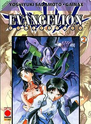 PM507 - Planet Manga - Evangelion Collection 2 - Ristampa - Nuovo !!!