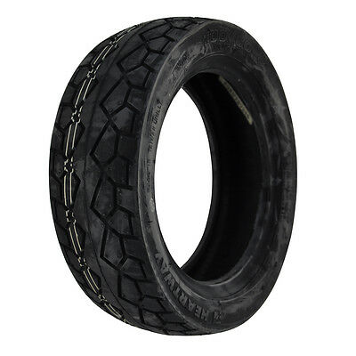 100/60 x 8 Black Puncture Proof Scooter Tyre