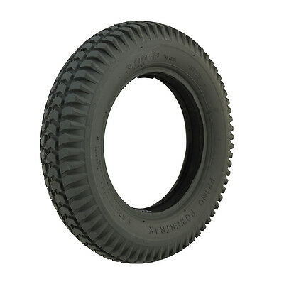 300 x 8 Infilled Cheng Shin/Primo Puncture Proof Block Tyre