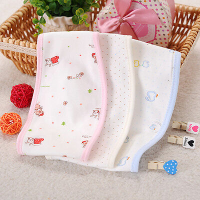 1* Infant Belly Button Cover Cotton Stomach Bellyband Wraps Protective Baby Acce