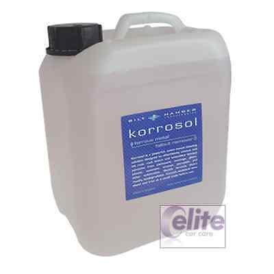 Bilt Hamber Korrosol - Ferrous Metal and Iron Fallout Remover for Paint 5 litre