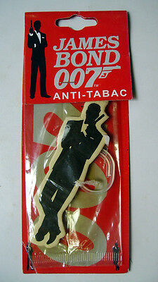 James Bond 007 - ANTI -TABAC Norauto