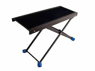 ProRockGear Adjustable Guitar Foot Stool
