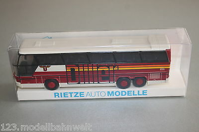 "Rietze 60095 Neoplan Cityliner ""Dilller Holiday Tours"" 1:87 Spur H0 OVP"