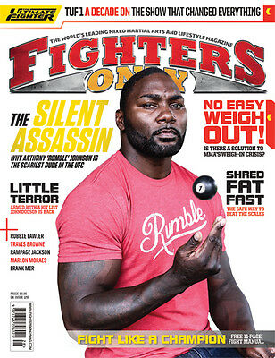 Fighters Only Magazine Issue 128 (May 2015 Issue)