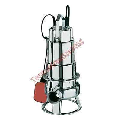 Waste Water Submersible Pump DW100MA VOX EBARA0,75kW 1x230V 50Hz Float VORTEX