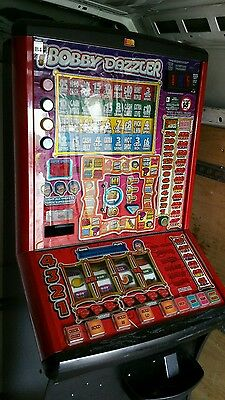 Fruit Machine - Bobby Dazzler Club - £150 Jackpot - Delivery Possible