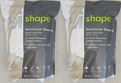 ViSalus Body By Vi VI-Shape Weight Loss Diet Nutritional Shake Mix Meal Replacem