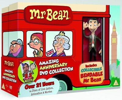 Mr Bean: Amazing Anniversary (Box Set) [DVD]