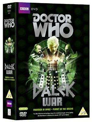 Doctor Who: Dalek War Box (Box Set) [DVD]