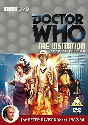 Doctor Who: The Visitation (Special Edition) [DVD]