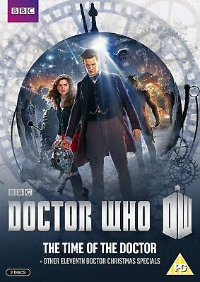 Doctor Who: The Time of the Doctor and Other Eleventh Doctor ... [DVD]