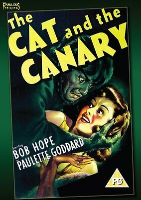 The Cat and the Canary [DVD]