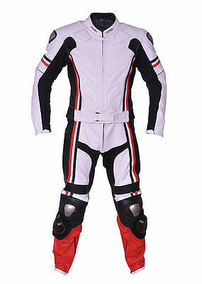 2 Piece Motorbike Leather Suit