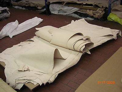 3/4oz Natural Veg Vegetable Tan Sheath  Pouch Tooling Leather Side-26-28 sq ft