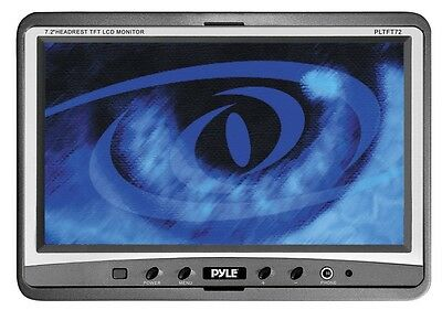 Pyle PLTFT72 7.2'' Headrest LCD Color Monitor