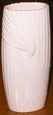 AVON Pink Decorative Bud Vase - 6 Inches x 2 1/4 Inches
