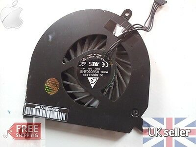 "MACBOOK PRO A1286 15"" (late 2011) Right Cooling Fan KSB0505HB-8f51"