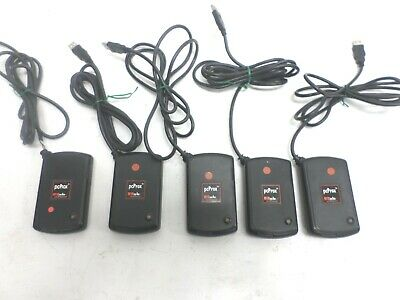 LOT OF 5 pcProx RFID Readers RFIdeas USB Connections BSE-PCPROXH-U **SALE**