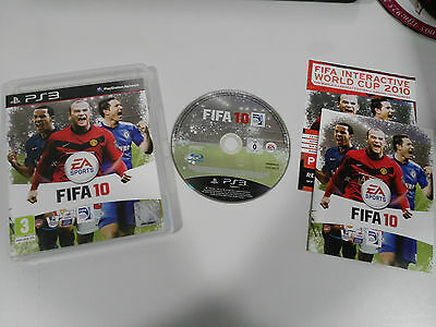 Fifa 10 Ps3 Playstation 3 English Ea Sports