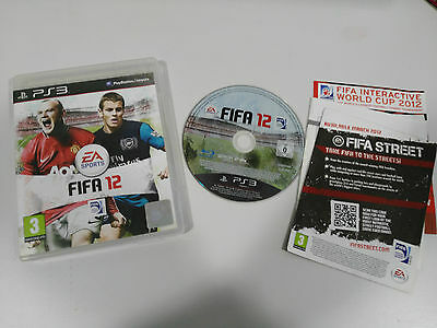 Fifa 12 Ps3 Playstation 3 English Ea Sports
