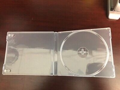 200 12Mm Single Cd Poly Case W/sleeve, Super Clear - Psc12Sc