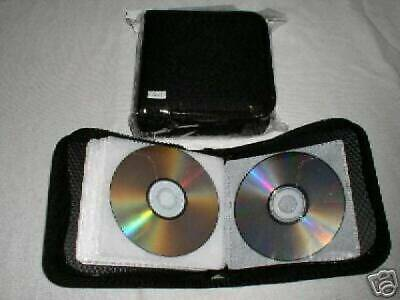 10 Cd Wallets That Hold 24 Cds Each - Js70