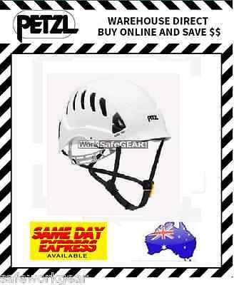Petzl ALVEO VENT White Helpe H754,A20 WH Helmet Safety Climbing Protection