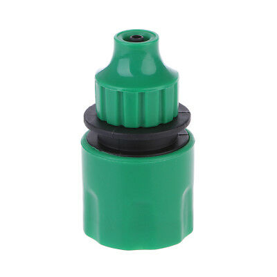 Garden Hose Pipe One Way Adapter Tap Connector Fitting For Irrigation System