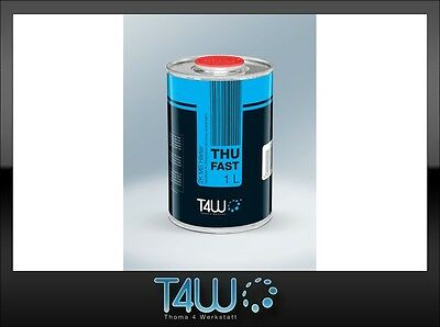 T4W THU FAST Universal Acrylic Hardener MS for 2K paints clearcoats / 1L