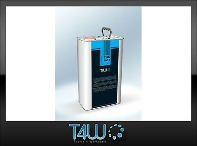 T4W THU FAST Universal Acrylic Hardener MS for 2K paints clearcoats / 5L