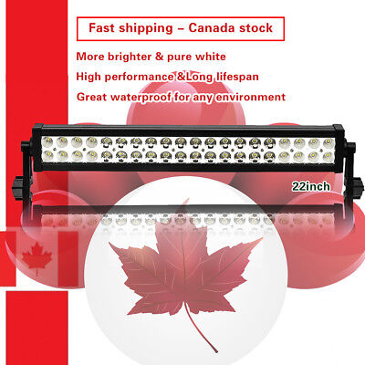 24inch 120w Led Light Bar Work Driving Fog Truck SUV UTE Jeep Ford Off road 20