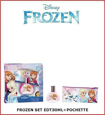 Frozen Set Edt30Ml+Pochette - Fz5136