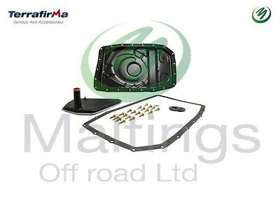 Range Rover Sport Auto Gearbox Filter Pan+Gasket Easy Fit Sump Conversion Kit