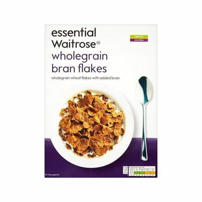 Bran Flakes essential Waitrose 500g