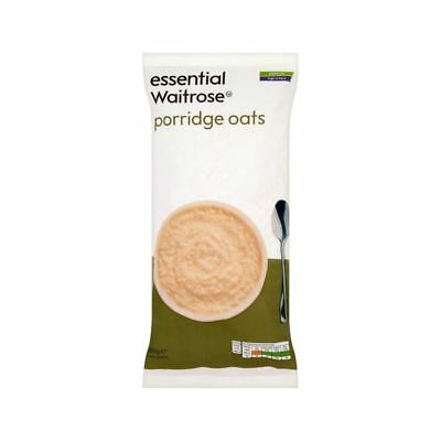 essential Waitrose Porridge Oats 500g