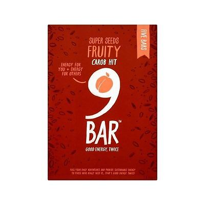 9Bar Gluten Free Fruity Multipack 5 x 40g
