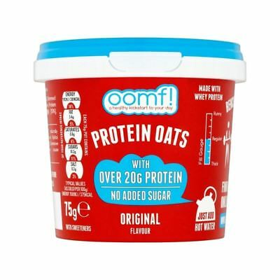 OOMF! Bench Pressed Oats, Original 75g • AUD 6.50