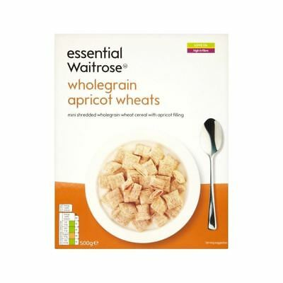 Apricot Wheats essential Waitrose 500g