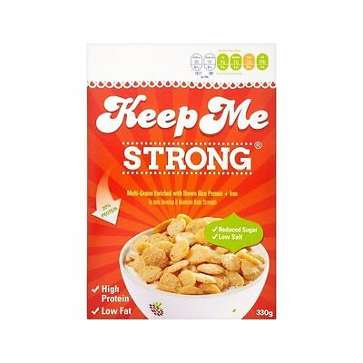 Keep Me Strong High Protein Multi-Grain Cereal 330g • AUD 8.99