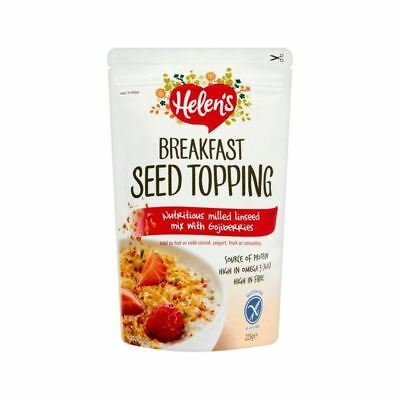 Helen's GF Breakfast Seed Topping with Gojiberries 225g