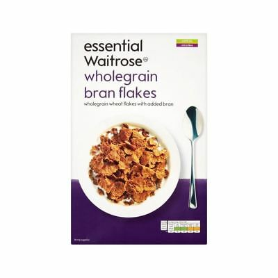 Bran Flakes essential Waitrose 750g