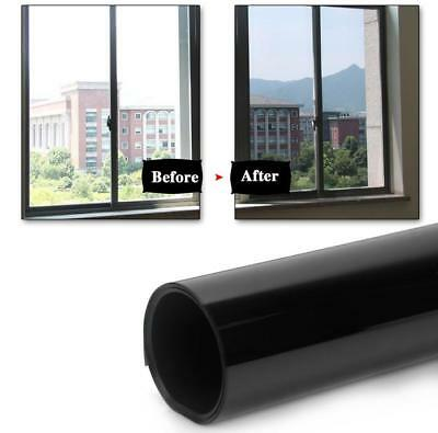 Black Window Tint Film