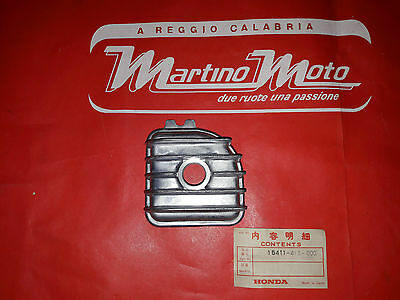 Coppa olio originale Honda CM250 CB250 CB400 15411413000 case oil filter epoca